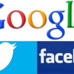 Critican a Twitter, Google y Facebook por contribuir a desinformación