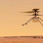 Helicóptero Ingenuity de la NASA, listo para histórica hazaña en Marte