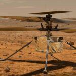 """Helicóptero Ingenuity """"se gradúa"""" y pasa a una nueva fase operacional"""