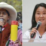 Datum: Castillo 45.5% y Fujimori 40.1%, según simulacro de votación