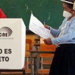 Ecuador: Abren las urnas para elección del presidente y vicepresidente
