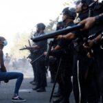 Protestas y altercados contra violencia policial se esparcen por EEUU