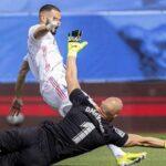 LaLiga: Real Madrid derrota 2 a 0  al Eibar y ahora espera al Liverpool por Champions