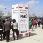Más de 150.000 peruanos podrán votar en España este domingo