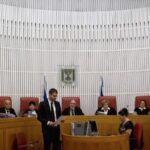Supremo interviene en nombramiento de titular de Justicia por Netanyahu