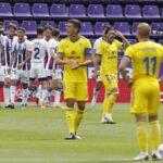 LaLiga: Insuficiente punto para un Valladolid que igualó con el Cádiz 1-1