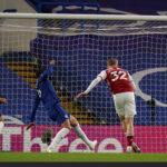Premier League: Arsenal derrota 1-0 al Chelsea y se acerca a Europa