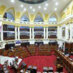 Congreso de la República: Agenda parlamentaria de este lunes 14