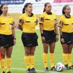 Copa Libertadores: Debutará primer equipo arbitral íntegramente femenino
