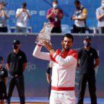 Serbia: Djokovic conquista su título ATP N° 83 en casa ante Molcan