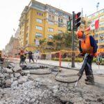 Lima: Avanzan obras de peatonalización del Centro Histórico