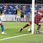 Serie A italiana: Nápoles aplasta 5-1 al Udinese y toma el segundo lugar