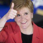 SNP mantiene el liderazgo en el recuento de las elecciones de Escocia