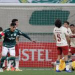 Copa Libertadores: Palmeiras golea 6 a 0 a Universitario