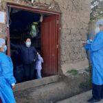 Andahuaylas: Plan Maskay detecta sospechas de covid en Santa María de Chicmo