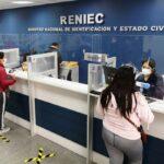 Ciudadanos de 8 nuevos distritos podrán tramitar gratis DNI con datos actualizados