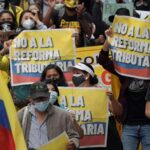 Colombia: Duque anuncia modificaciones a su reforma tributaria tras protestas