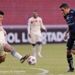 Copa Libertadores: Independiente del Valle golea 4 a 0 a un mediocre Universitario