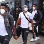 Copa América: Selección peruana con Cueva entre los viajeros partió a Brasil (Fotos)