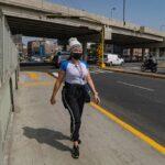 Municipalidad de Lima realizó trabajos de mantenimiento en el puente Dueñas