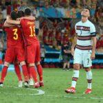 Eurocopa: Bélgica se impone 1 a 0 y clasifica eliminando a Portugal
