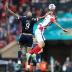 Eurocopa: Croacia clasifica en el Grupo D al derrotar por 3 a 1 a Escocia