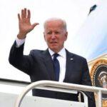 Biden llega a Bruselas para participar en cumbre de la OTAN y otra con la UE