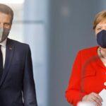 Merkel y Macron defienden el diálogo con Rusia tras la cita de Ginebra