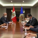 Jefe de misión de observadores de la OEA se reunió con candidatos