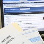 Partidos deben presentar información financiera anual hasta el 1 de julio, precisa ONPE