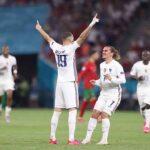 Eurocopa: Portugal y Francia en partido intenso igualan 2 a 2