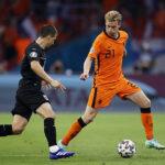 Eurocopa: Países Bajos clasifica a octavos al derrotar por 2 a 0 a Austria