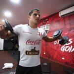 Copa América: Perú entrenó pensando en el partido ante Ecuador (Fotos)