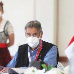 Sagasti pide mantener la calma y confiar en los entes electorales