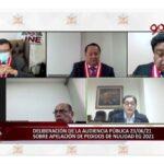 JNE retoma hoy revisión de apelaciones de pedidos de nulidad