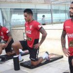 Copa América: Perú entrena pensando en la medalla de bronce (Fotos)