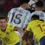 Argentina vs. Colombia: La segunda semifinal más parece un choque de trenes