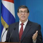 Cuba: Canciller desmiente informaciones sobre supuestos disturbios en el país