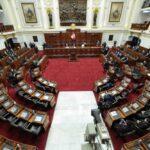Congreso decide este martes quiénes presidirán las 24 comisiones