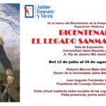 Bausate y Meza: Exposición Histórica Bicentenario, el Legado Sanmartiniano
