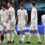 Eurocopa: Así jugó la frustrada selección de España
