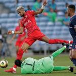 Partido amistoso: Sevilla deja escapar la victoria en el minuto 98 ante PSG
