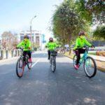Bicentenario: Municipalidad de Lima organiza diversas actividades en bicicleta