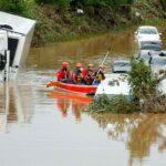 Los fallecidos por el temporal en Alemania ya son más de 170