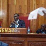 Haití: Senado nombra a su presidente como mandatario provisional