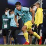 Gerard Moreno y Cavani, candidatos a 'mejor jugador' de Liga Europa 2020-21