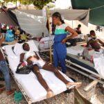 Haití pide ayuda internacional para afrontar efectos del terremoto