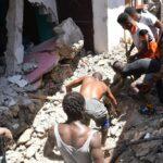 Haití eleva a 1.297 la cifra de muertes por el terremoto
