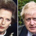 Johnson criticado por decir que Thatcher protegió el planeta al cerrar minas