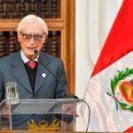 Congreso: Presentan interpelación contra canciller Héctor Béjar